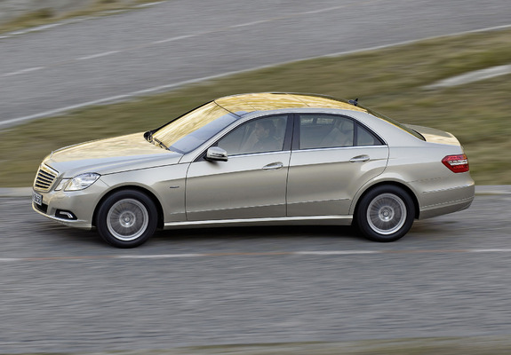 Wallpapers Of Mercedes Benz E 350 Cdi W212 2009 12