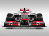 McLaren Mercedes-Benz MP4-27 2012 pictures