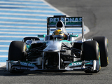 Mercedes GP MGP W04 2013 images