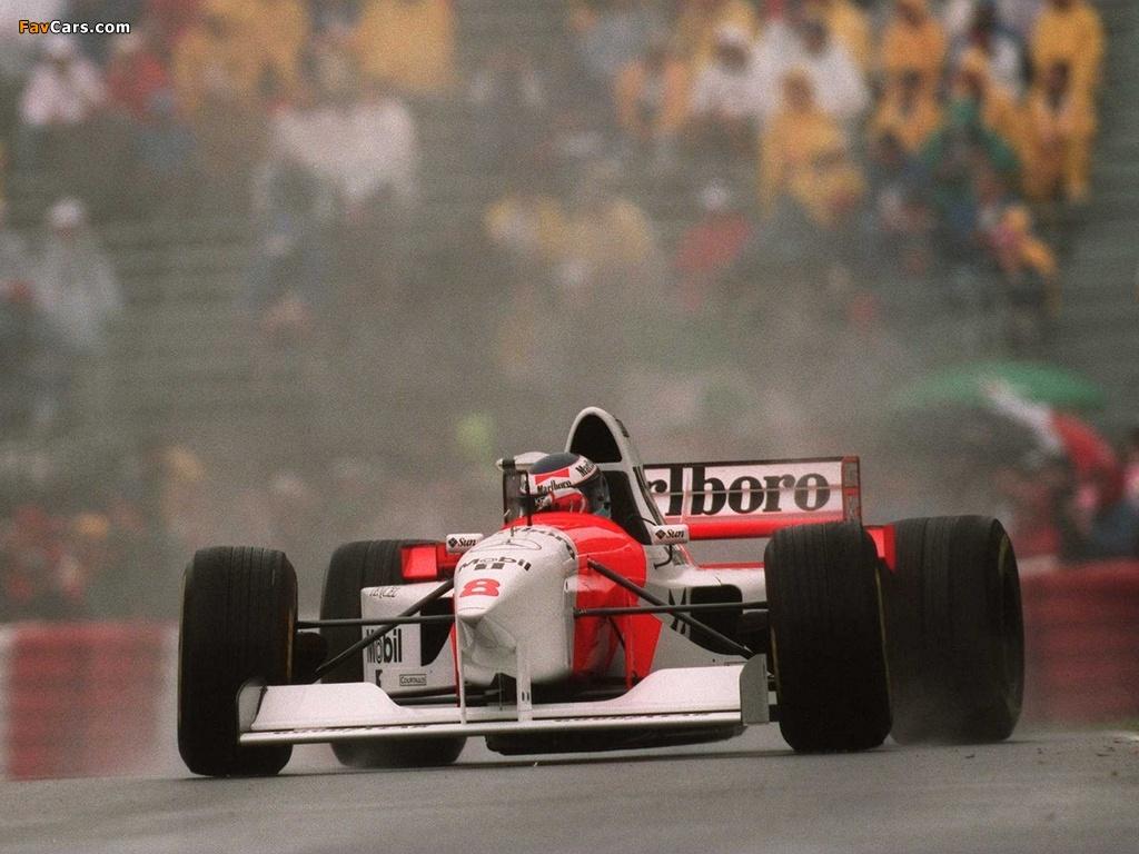 Mclaren X 1 >> McLaren Mercedes-Benz MP4-10 1995 images (1024x768)