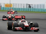 Photos of McLaren Mercedes-Benz MP4-26 2011