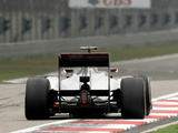 Pictures of McLaren Mercedes-Benz MP4-27 2012