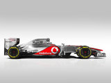 McLaren Mercedes-Benz MP4-27 2012 wallpapers