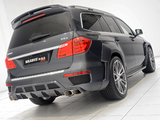 Pictures of Brabus B63 (X166) 2013