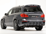 Brabus B63 (X166) 2013 wallpapers