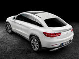 Images of Mercedes-Benz GLE 400 4MATIC Coupé (C292) 2015