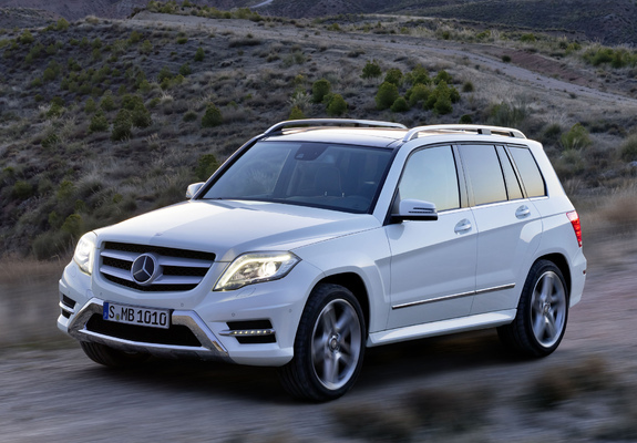 Images of Mercedes-Benz GLK 350 BlueEfficiency (X204) 2012 (1600x1200) Mercedes Glk