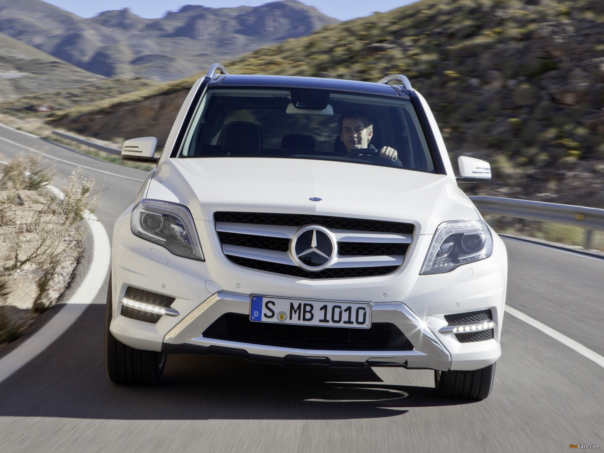 Mercedes benz glk 350 blueefficiency x204 2012 for Mercedes benz glk 2012