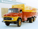 Photos of Mercedes-Benz L1418 1963–68