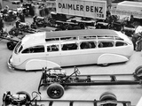 Mercedes-Benz LO3500 Stromlinien Bus 1935 wallpapers