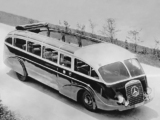 Photos of Mercedes-Benz LO3500 Stromlinien Bus 1935