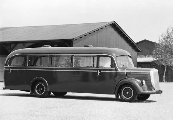 Mercedes benz o3250 1949 pictures for 1949 mercedes benz