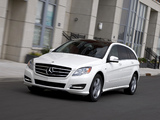 Images of Mercedes-Benz R 350 BlueTec US-spec (W251) 2010