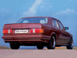 Images of AMG 500 SEL (W126) 1982–85