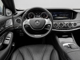 Images of Mercedes-Benz S 63 AMG (W222) 2013