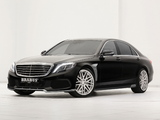 Images of Brabus Mercedes-Benz S-Klasse (W222) 2013