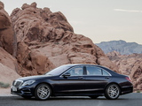 Mercedes-Benz S 500 AMG Sports Package (W222) 2013 images