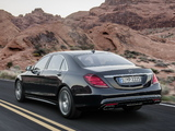 Mercedes-Benz S 500 AMG Sports Package (W222) 2013 pictures