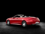 Photos of Mercedes-Maybach S 650 Cabriolet (A217) 2017