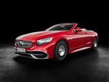 Mercedes-Maybach S 650 Cabriolet (A217) 2017 wallpapers