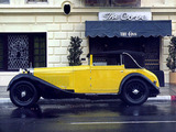 Mercedes-Benz SS Cabriolet by Freestone & Webb 1930 images