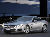 Images of Mercedes-Benz SL 500 AU-spec (R231) 2012
