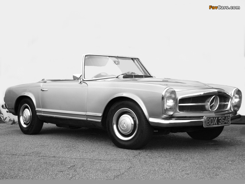 Mercedes benz 280 sl w113 1967 71 photos 800x600 for 1967 mercedes benz 280 sl