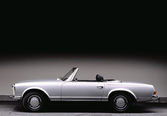 Mercedes benz 280 sl w113 1967 71 wallpapers 1024x768 for 1967 mercedes benz 280 sl