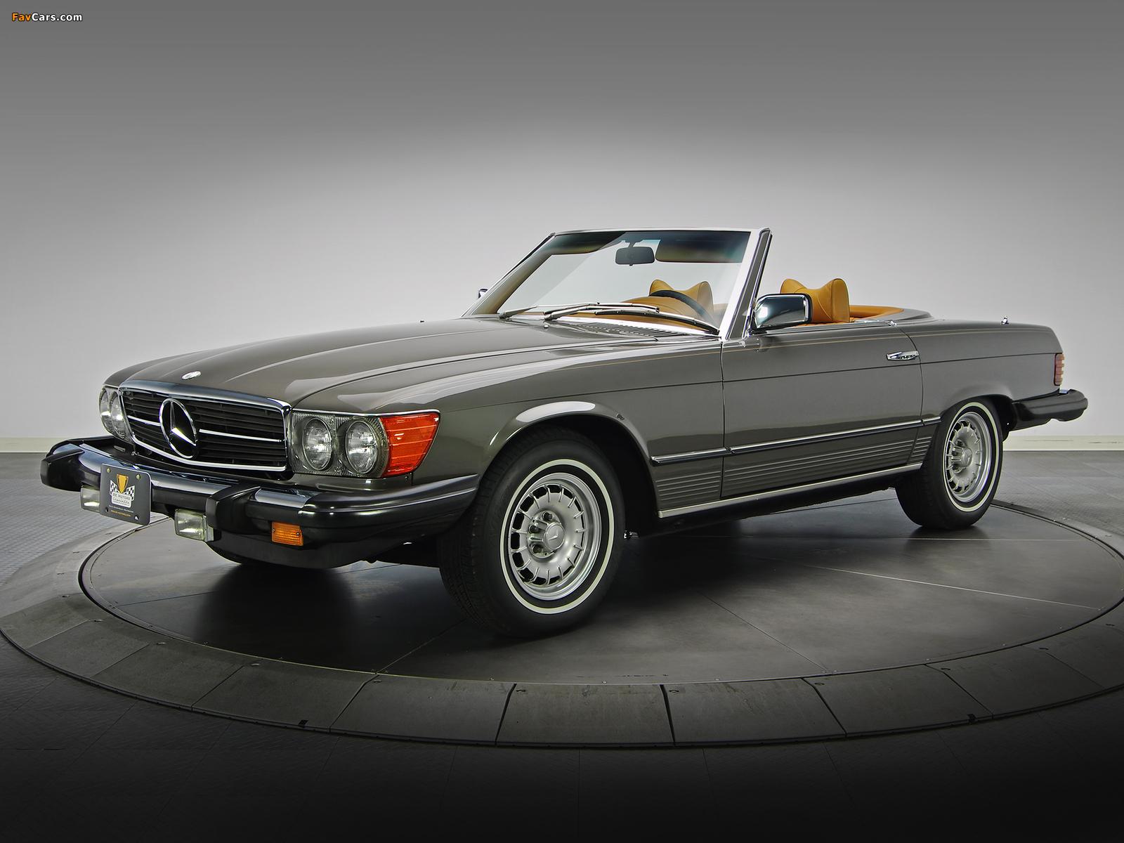 Mercedes benz 450 sl us spec r107 1972 80 images 1600x1200 for Mercedes benz 1972