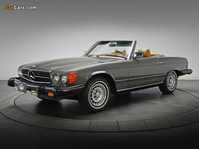 Mercedes benz 450 sl us spec r107 1972 80 images 640x480 for Mercedes benz 640