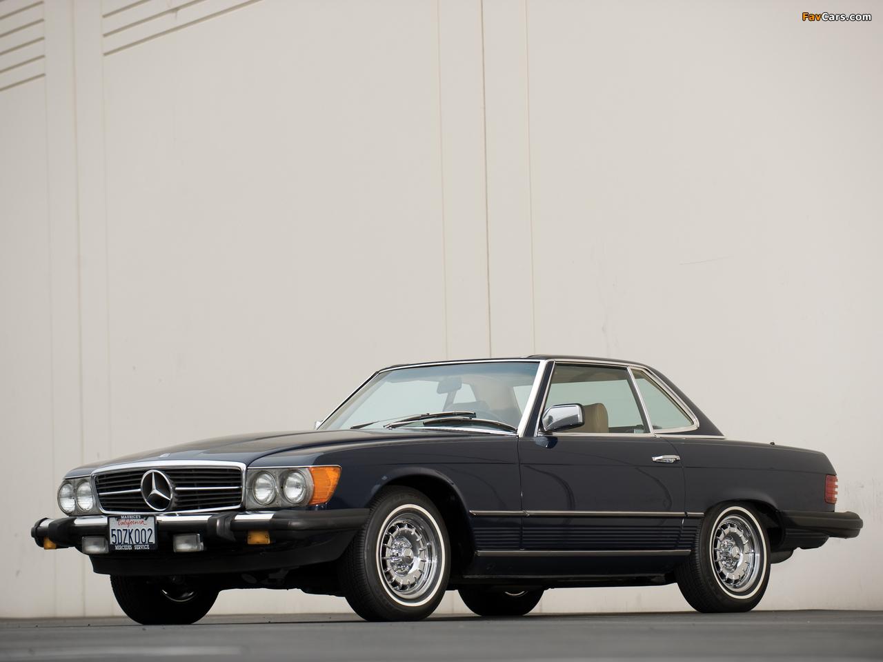 Mercedes benz 380 sl us spec r107 1980 85 photos 1280x960 for 85 mercedes benz