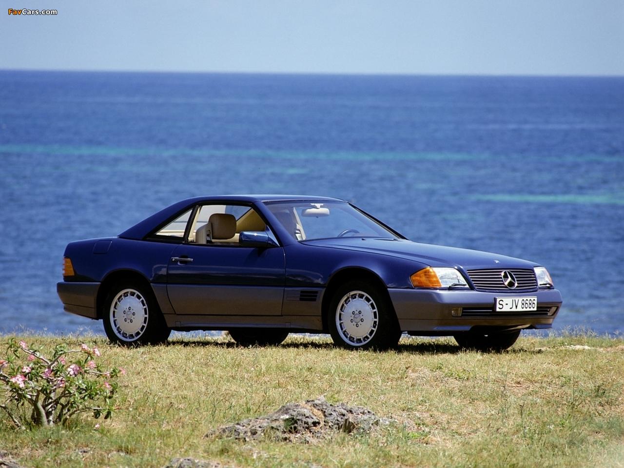 Mercedes-Benz SL-Klasse (R129) 1988-2001 wallpapers (1280x960)