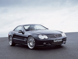 Carlsson Mercedes-Benz SL-Klasse (R230) 2001–08 photos