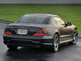 Mercedes-Benz SL 550 Night Edition (R230) 2010 images