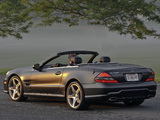 Mercedes-Benz SL 550 Night Edition (R230) 2010 photos