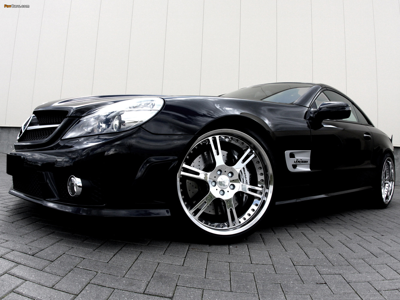 Wheelsandmore mercedes benz sl 65 amg r230 2010 photos for Mercedes benz sl 2010