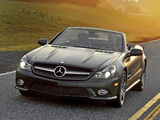 Mercedes-Benz SL 550 Night Edition (R230) 2010 pictures