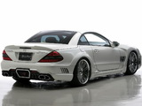 WALD Mercedes-Benz SL 63 AMG Black Bison Edition (R230) 2011 images