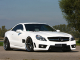 PP Exclusive Mercedes-Benz SL 63 AMG (R230) 2011 photos