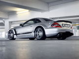 Prior-Design Mercedes-Benz SL-Klasse Black Edition (R230) 2011 pictures