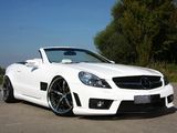 PP Exclusive Mercedes-Benz SL 63 AMG (R230) 2011 wallpapers