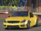 Fostla Mercedes-Benz SL 55 AMG Lquid Gold (R230) 2012 photos