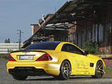 Fostla Mercedes-Benz SL 55 AMG Lquid Gold (R230) 2012 wallpapers