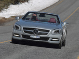 Mercedes-Benz SL 500 AU-spec (R231) 2012 wallpapers