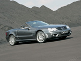 Photos of Carlsson Mercedes-Benz SL-Klasse (R230) 2001–08