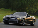 Photos of Mercedes-Benz SL 550 Night Edition (R230) 2010