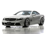 Photos of WALD Mercedes-Benz SL 63 AMG Black Bison Edition (R230) 2011
