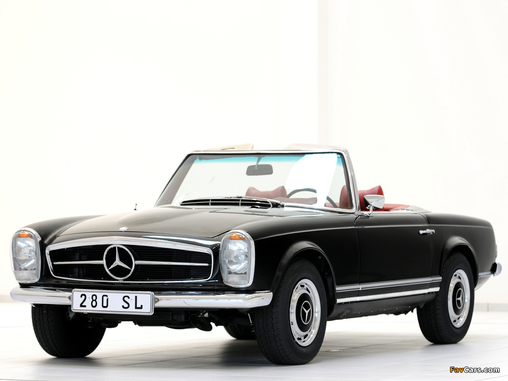 Pictures of mercedes benz 280 sl w113 1967 71 1024x768 for 1967 mercedes benz 280 sl