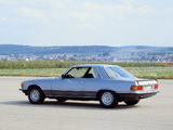 Pictures of Mercedes-Benz 500 SLC (C107) 1980–81