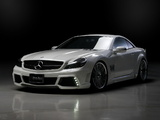 Pictures of WALD Mercedes-Benz SL 63 AMG Black Bison Edition (R230) 2011